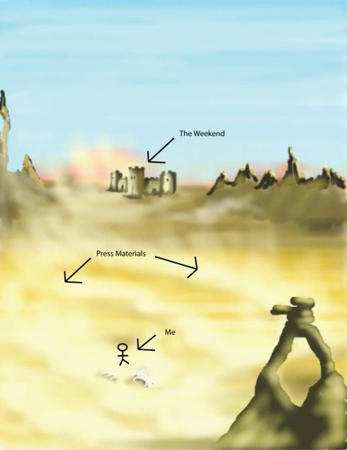 press-desert