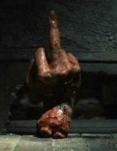 Ash Hand