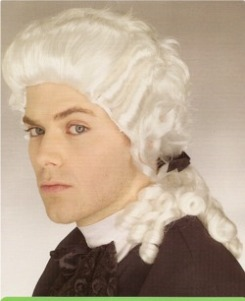 powdered-wig