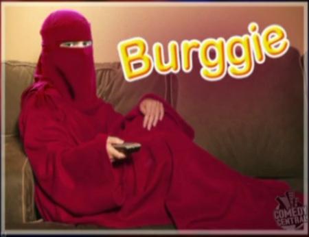 Daily Show Burggie
