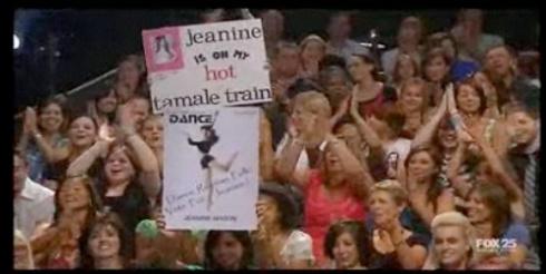 Jeanine is on my hot tamale train