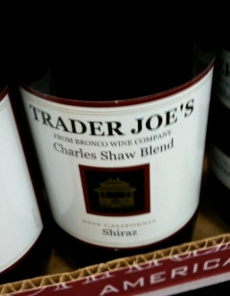 Trader Joes Three Buck Chuck