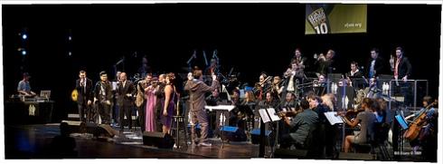 Adam's Hip Hop Symphony Photo by Bill Evans