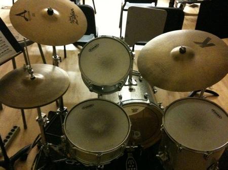 Kirk Drums 2