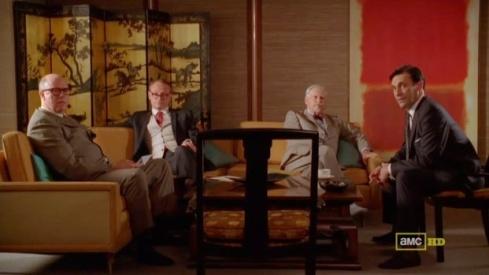 Mad Men Meeting 2