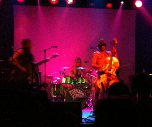 Tornado Rider At The Independent 1
