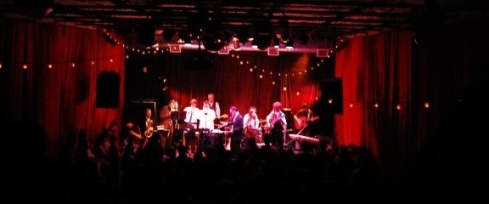 Full Band Onstage 2
