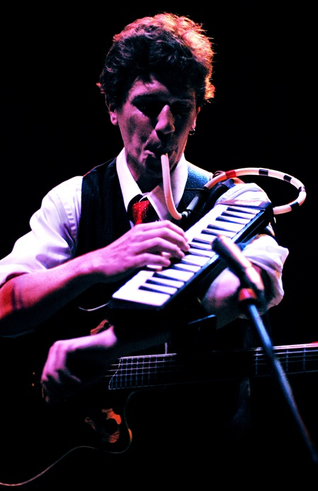 Kirk & The Armelodica