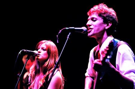 Lindsay and Kirk